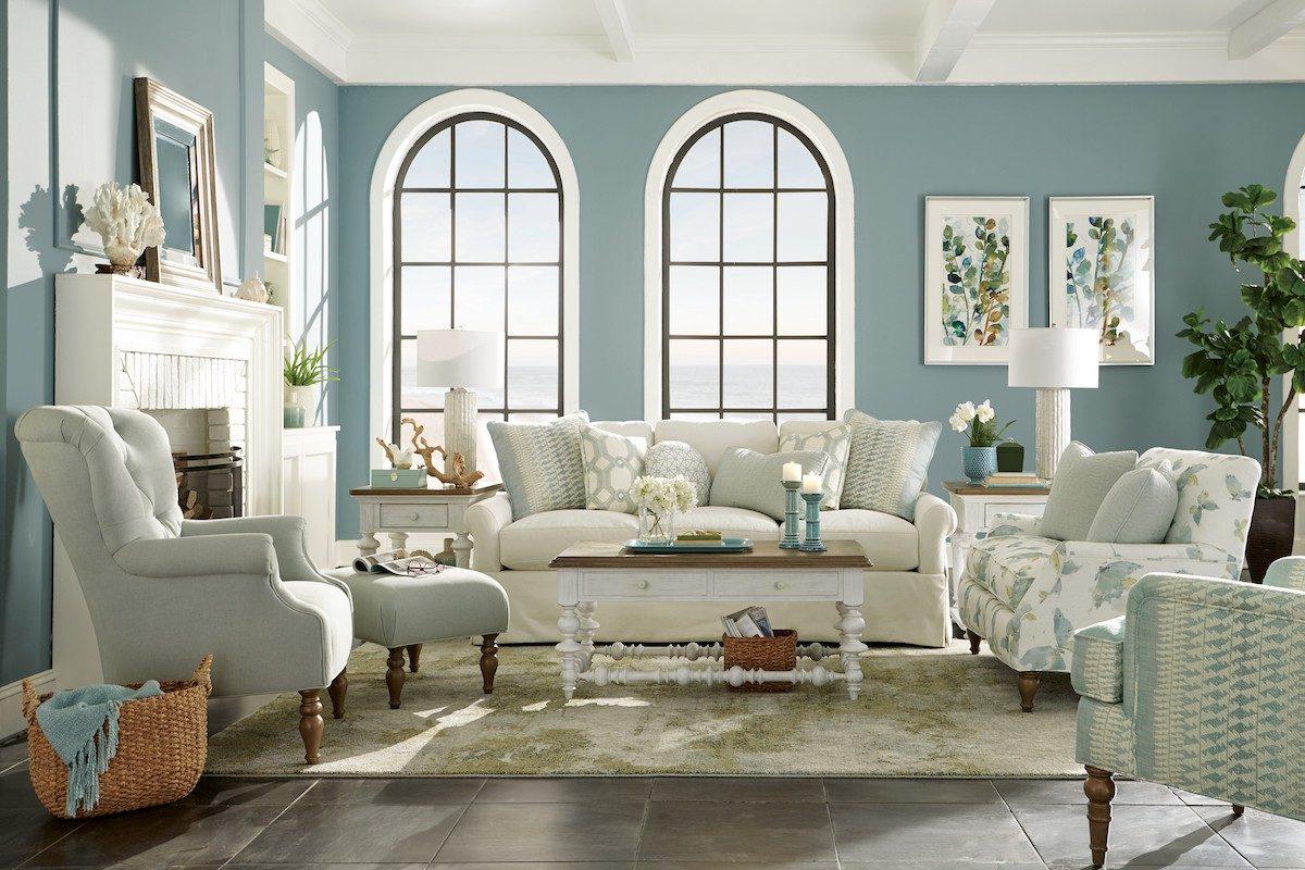 gaya desain ruangan ala coastal