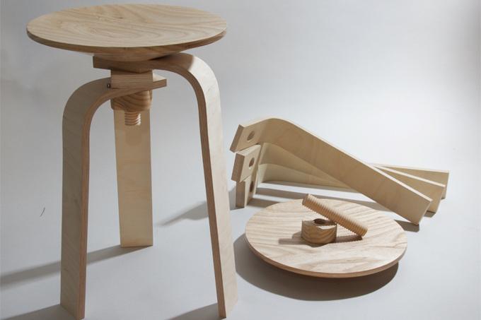 jenis konstruksi furniture knockdown
