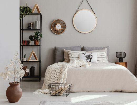 Desain Tempat Tidur yang Modern dan Minimalis