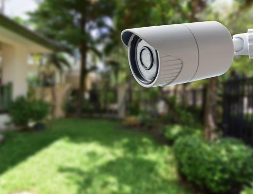 Sistem Keamanan Rumah dengan CCTV