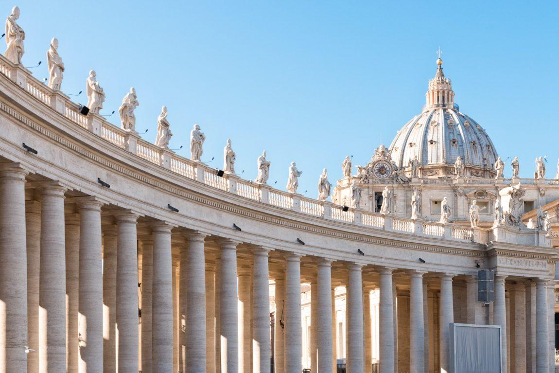 St. Peter's Basilica - Arsitektur Baroque