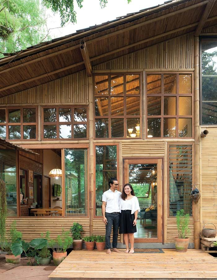 bambu material ramah lingkungan