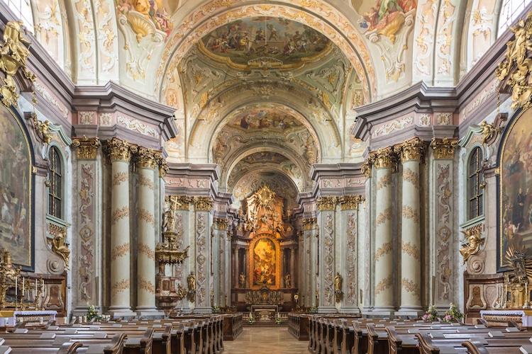 mengenal arsitektur baroque
