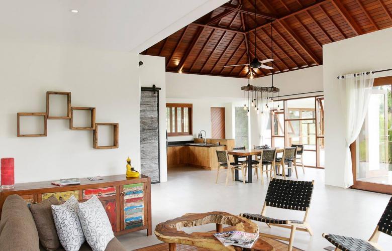 interior rumah gaya bali