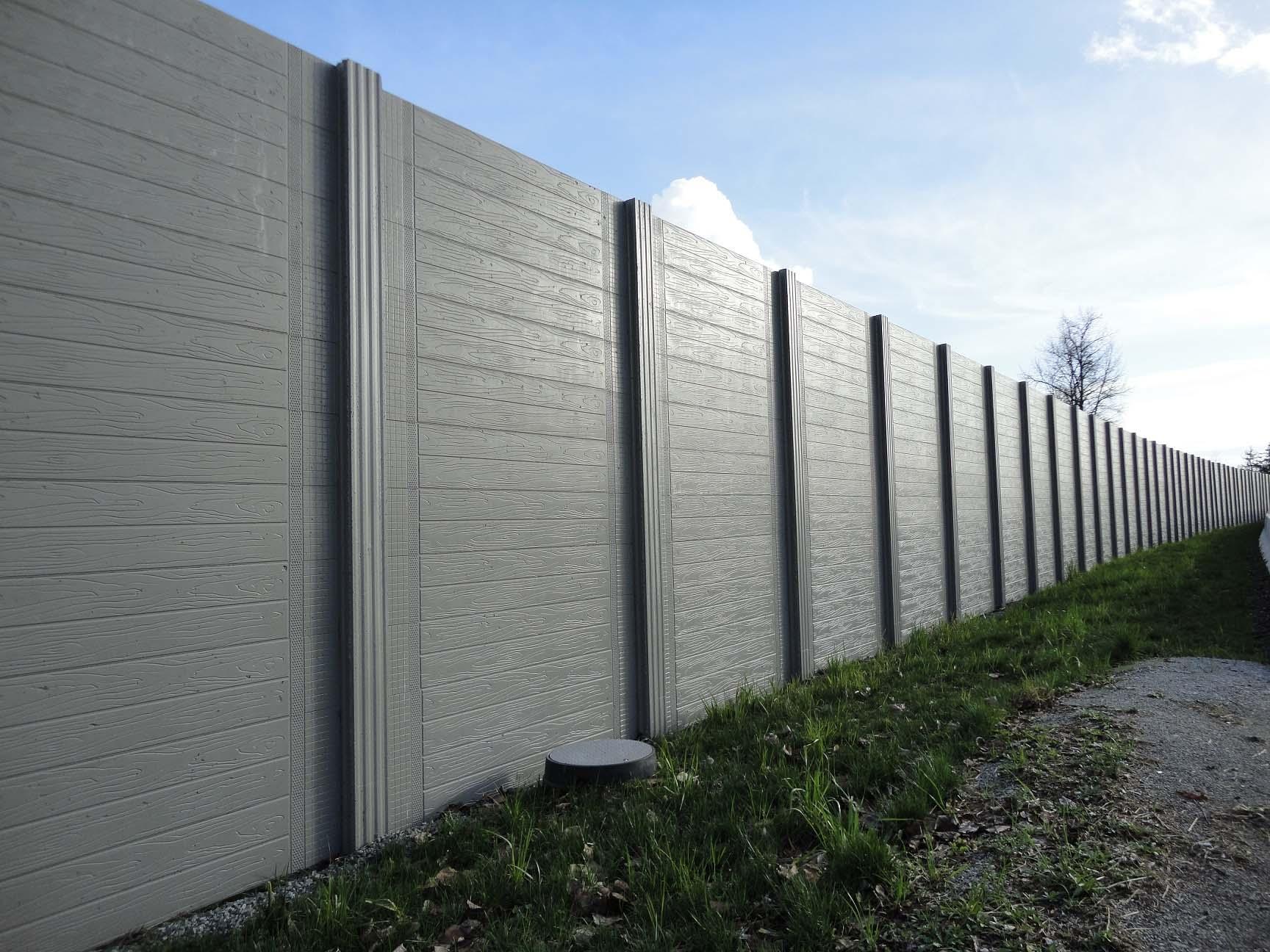 jenis pagar rumah beton