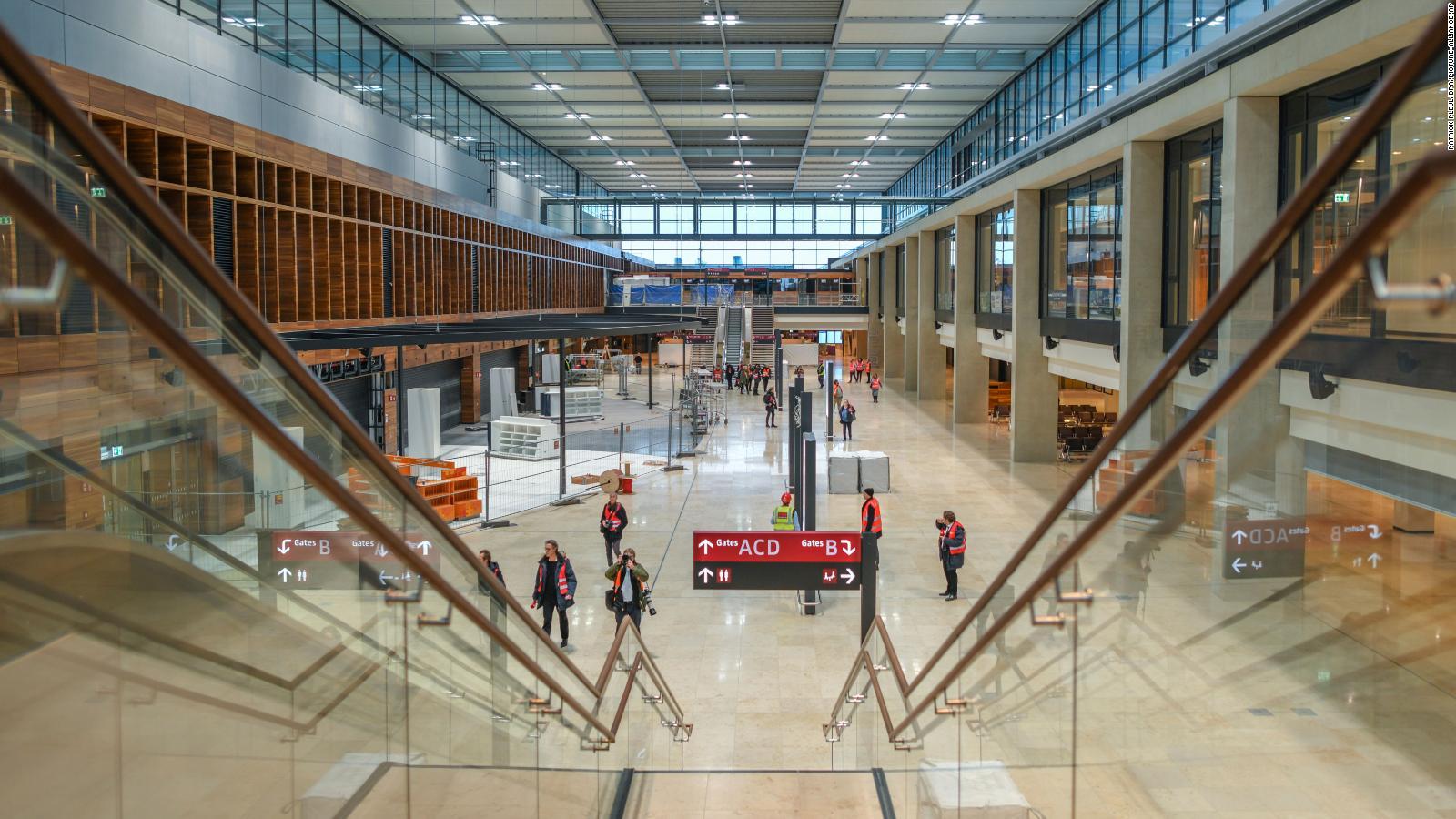 Berlin Brandenburg Airport/bandara 2020