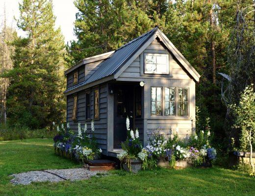 Micro House - Rumah Mini dengan Desain Fungsional