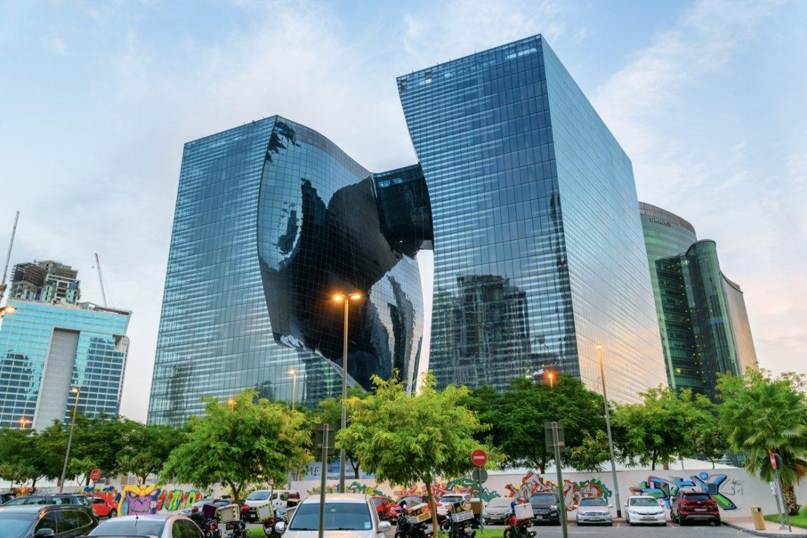 Opus Tower - Bangunan Keren di Tahun 2020