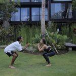 Mengintip Rumah Baru Irfan & Jennifer Bachdim di Bali