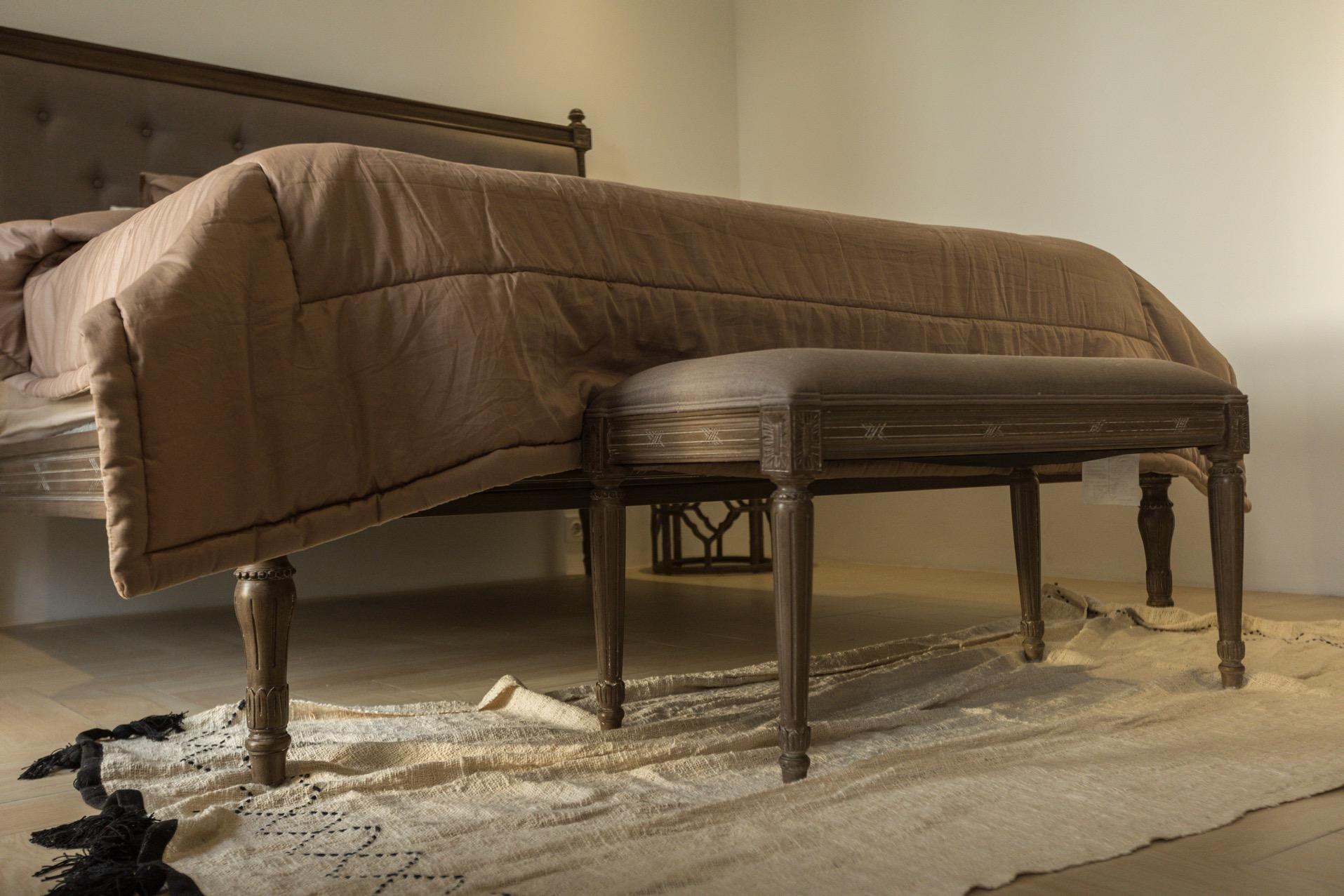 Set Tempat Tidur St. James di Rumah Baru Irfan dan Jennifer Bachdim