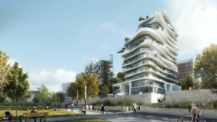 bangunan keren di 2020 UNIC