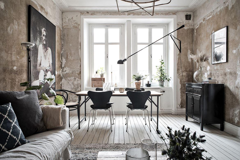 3 desain rumah minimalis industrial