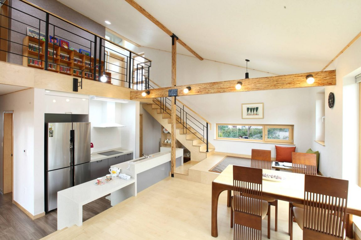6 Inspirasi Desain Apartemen Ala Drama Korea Yang Minimalis