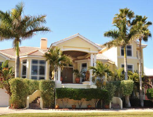 Desain Rumah Tropis yang Modern dan Ideal