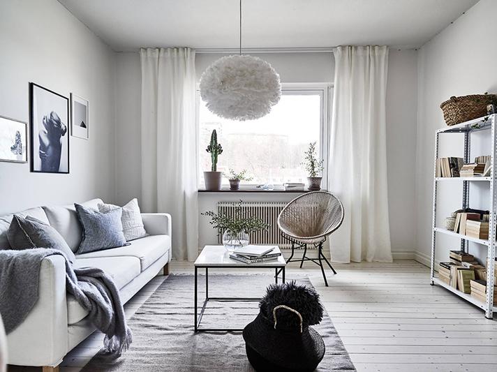 Furniture Minimalis Ruang Tamu coffee table