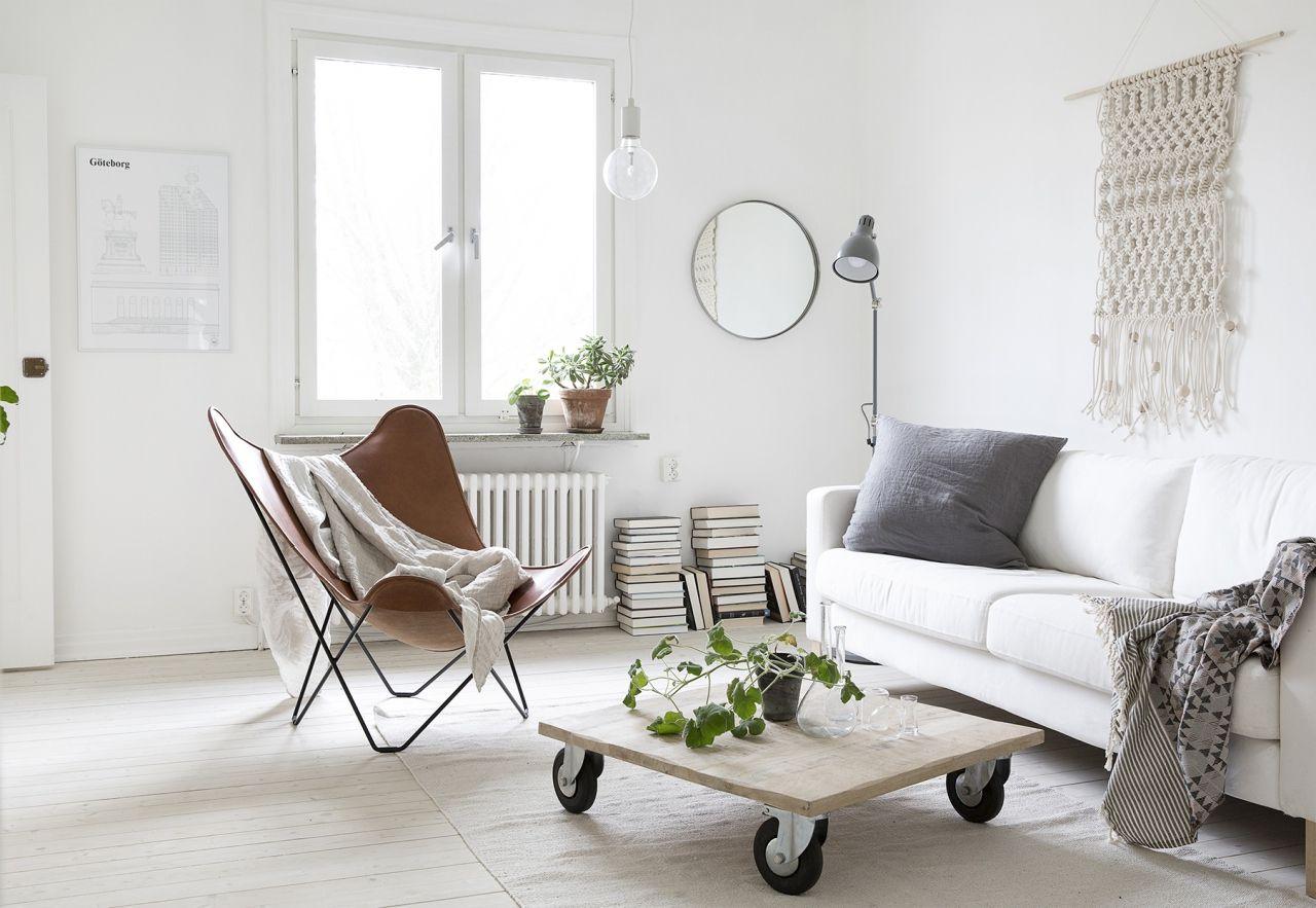 Furniture Minimalis Ruang Tamu kursi cantik