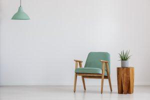 Gunakan Furniture Berukuran Mungil