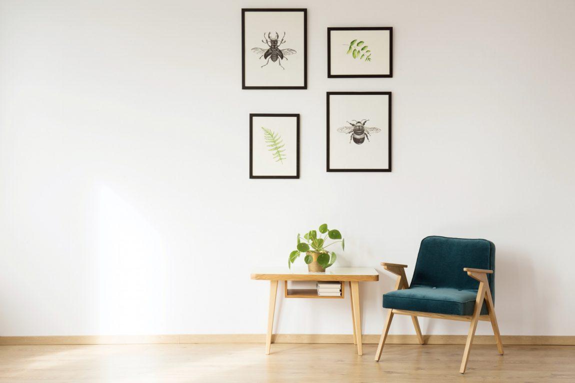Model Kursi Minimalis Futuristik untuk Tipe Rumah Modern