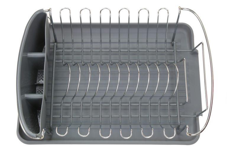 Rak Piring Aluminium 768x512 - 5 Model Rak Piring untuk Melengkapi Dapur Rumah