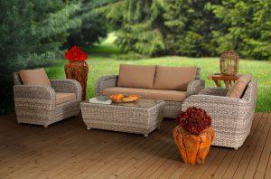 Kelebihan Furniture Rotan - Tekstur Lentur & Mudah Dibentuk
