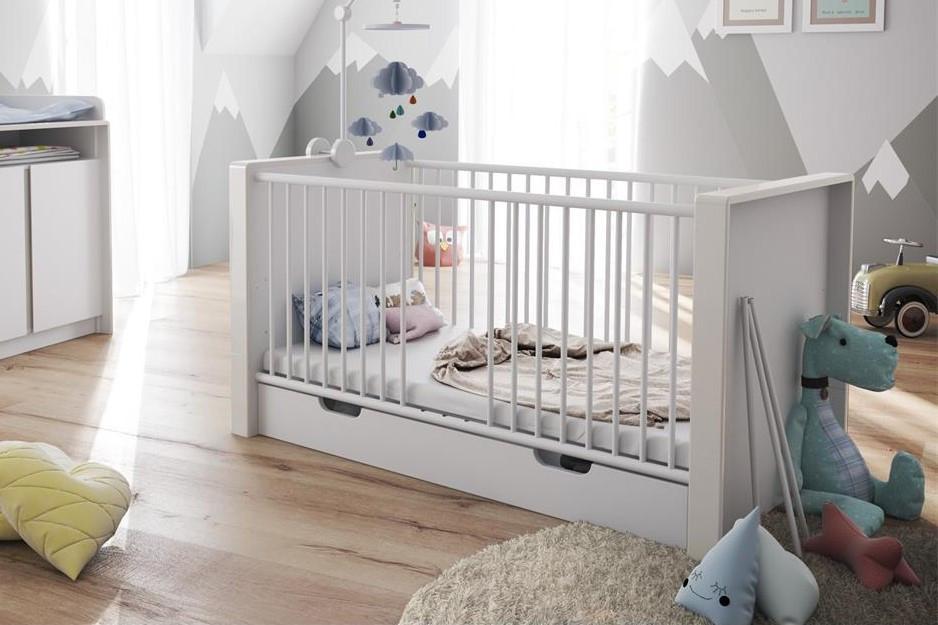 memilih tempat tidur bayi