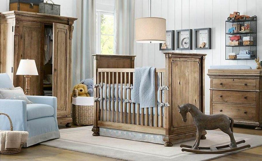 desain tempat tidur bayi vintage