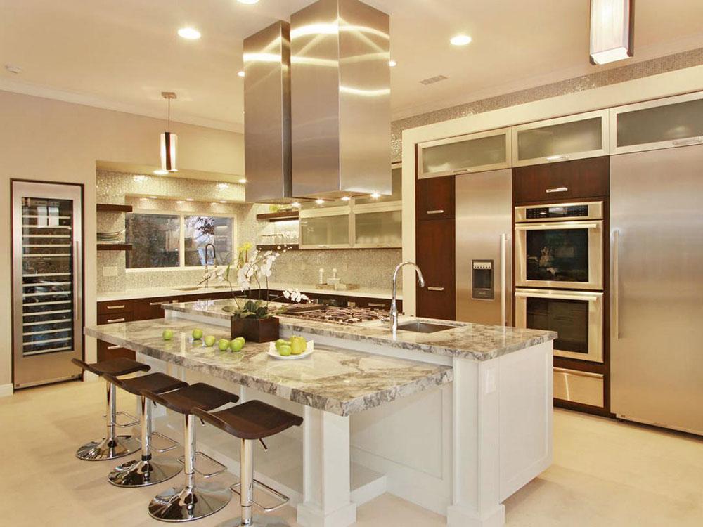 7 desain dapur modern