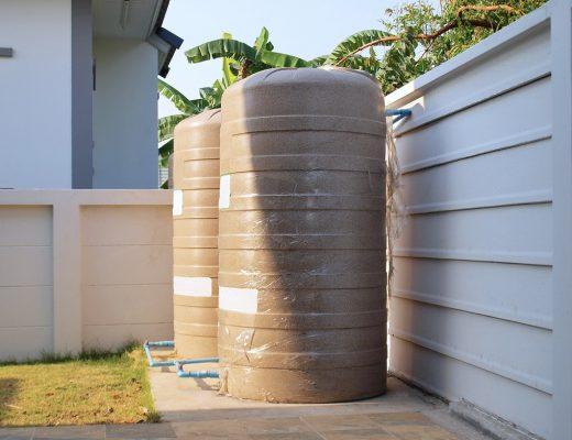 Cara Memasang Tandon Air di Rumah