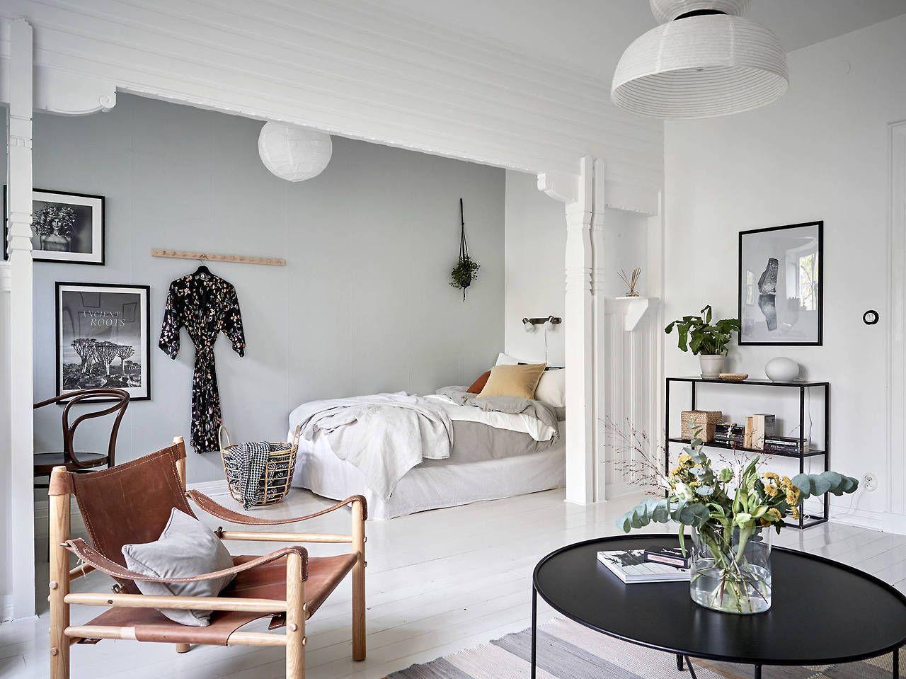 Memilih style interior furniture apartemen studio yang diinginkan - Penggunaan Furniture pada Desain Interior Apartemen Studio ini, Bisa Dijadikan Inspirasi