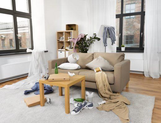 Penyakit yang Bisa Menyerang Akibat Furniture Kotor