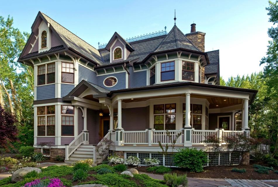 dekorasi gaya rumah victorian