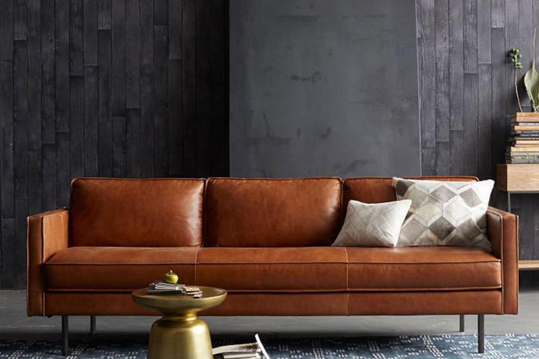1 bahan sofa bed kulit