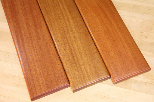 4 papan kayu mahoni