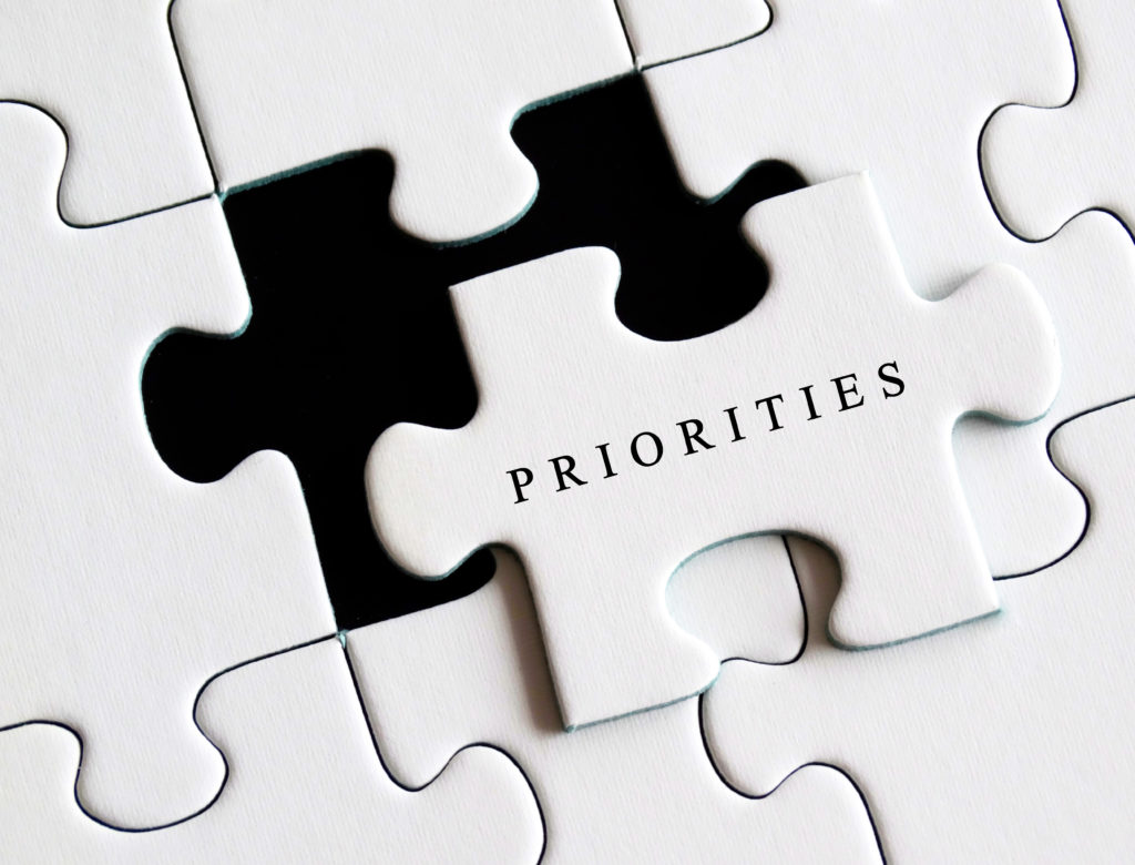 tips work from home - skala prioritas kerja