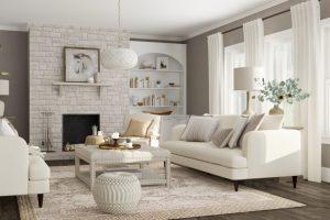 6 ide mendesain ruang tamu minimalis yang bikin betah