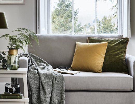 Jenis dan Bahan Sofa Bed untuk Interior Rumah