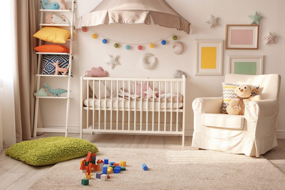 Memilih Tempat Tidur dan Kasur Bayi yang Paling Nyaman