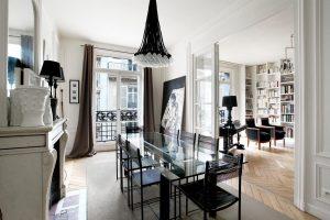 7 ciri gaya rumah perancis yang artistik dan elegan