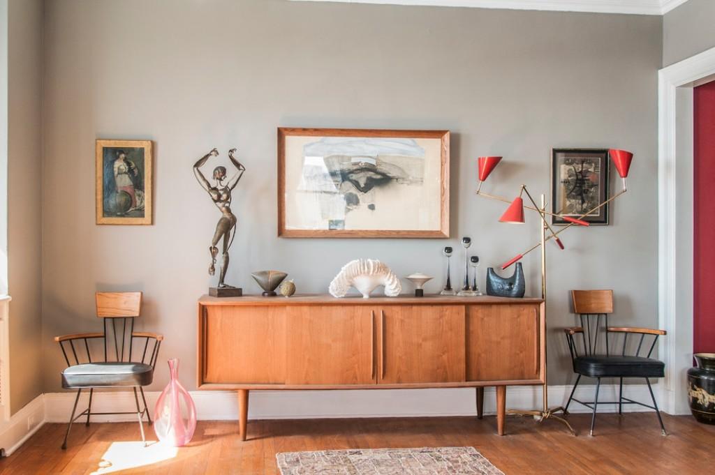 6 desain interior mid-century