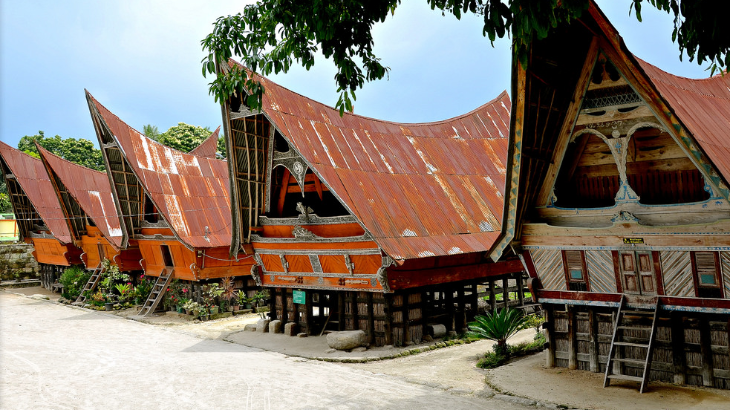 Rumah Bolon Rumah Adat Yang Menjadi Lambang Budaya Suku Batak