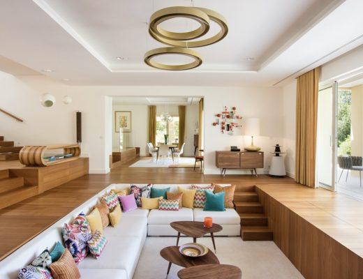 sejarah desain interior - klasik dan modern