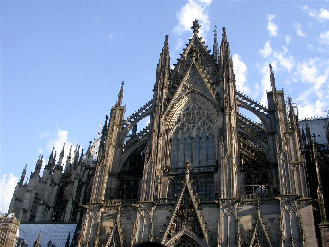 Cologne Cathedral - Bangunan Gotik di Dunia