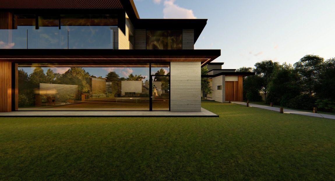 Desain Rumah Mewah Film Parasite