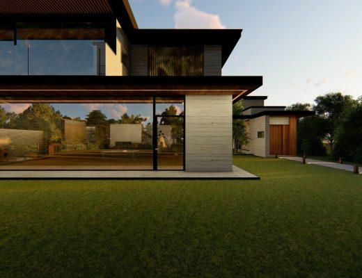 Membedah Desain Rumah Mewah yang Inspiratif di Film Parasite