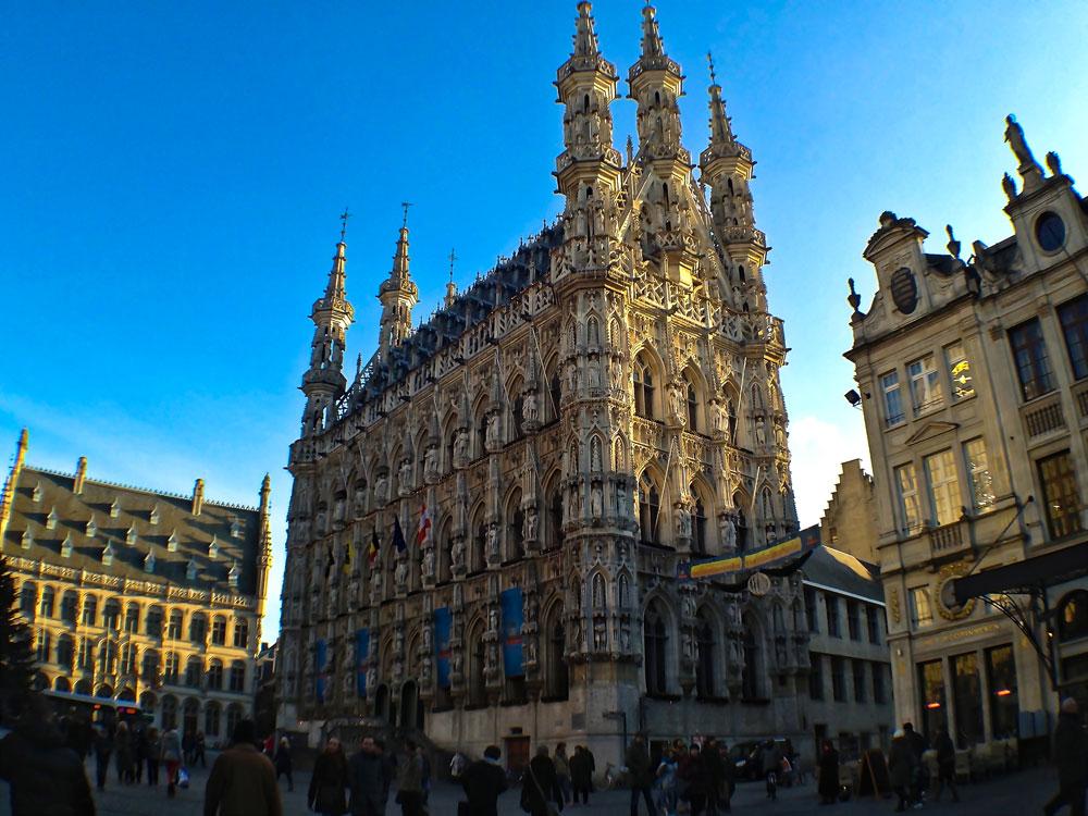 Leuven City Hall