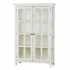 Aries Glass Door Bookcases