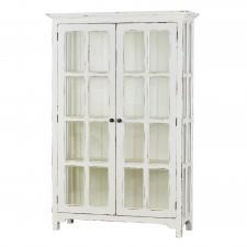 Aries Glass Door Bookcases