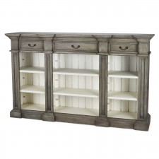 Genoa Open Bookcases