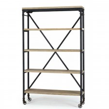 Mercantile Book Rack